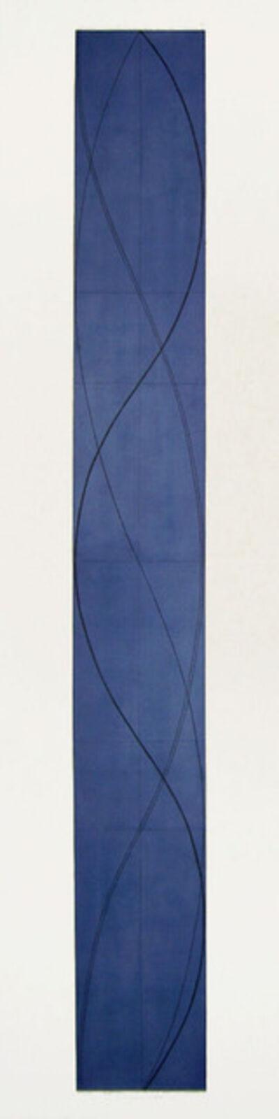Robert Mangold (b.1937), 'Tall Column A', 2005