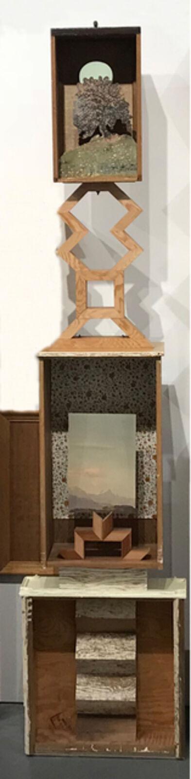 Alison Pebworth, 'Untitled 4, Cabinet Installation ', 2018