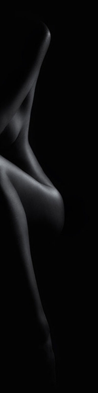 Jean Huang, 'Female Bodyscape Sitting Side Series - Female Bodyscape', 2017