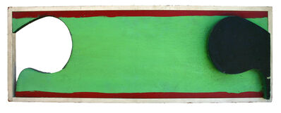 Gordon Rayner, 'Apostrophical Landscape', 1962