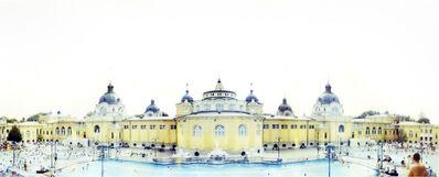 Joshua Jensen-Nagle, 'Budapest Bathhouse', 2010