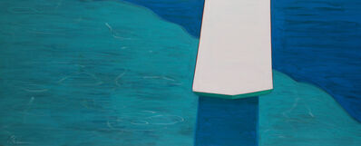 Melissa Chandon, 'Pool With Diving Board', 2018