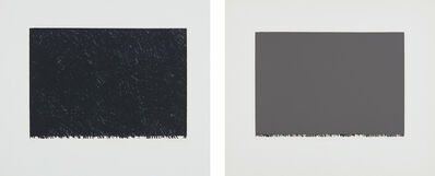 Brice Marden, 'Lana; and Lana 2', 1966