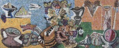 Gino Severini, 'Omaggio a Bacco', 1936