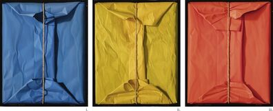 Claudio Bravo, 'i. Prisma 13 ii. Prisma 4 iii. Prisma 9 [Three Works]'