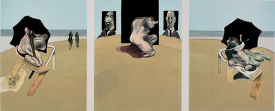 Francis Bacon, 'Triptych 1974-1977', 1981