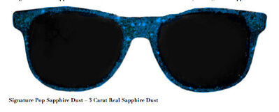 Stacy Engman, 'Signature Pop Sapphire Dust – 3 Carat Real Sapphire Dust', 2019