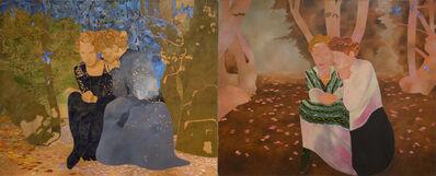 Max Pellegrini, 'Psiche e Amore', 1998-2001