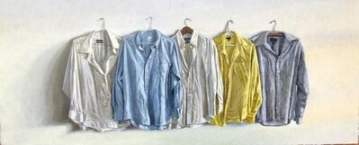 Eric Forstmann, 'Five Shirts at 3:17 PM', 2019