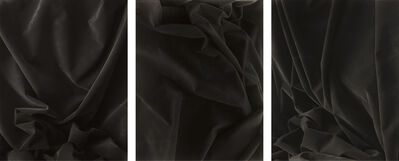 James Welling, 'Selected Images from Drapes', 1981