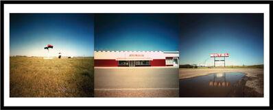 Dianne Bos, 'Prairie Triptych', 2013