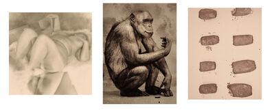 Paul Kooiker, 'Nude Animal Cigar', 2014