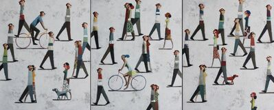 Didier Lourenço, 'I call you tomorrow', 2019