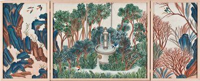Hyun Kyung Lim, 'A Garden of Mind', 2010