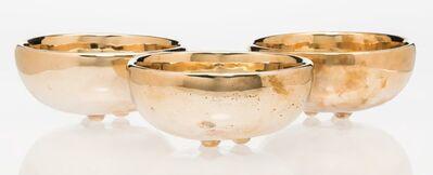 Alma Allen, 'Three Bowls', 2012