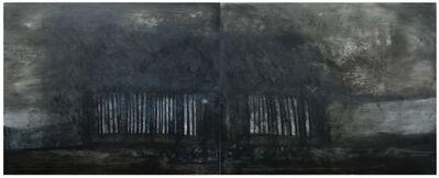 Pablo Mora, 'Díptico', 1985