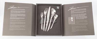 """Zaha Hadid, 'Five-Piece """"Zaha"""" Cutlery Setting'"""