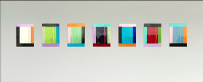 Amy Cushing, 'Amy Cushing, Memphis (Color Studies), UK, 2016', 2016