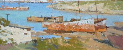 Valery Shmatko, 'Work Boats', ca. 2002