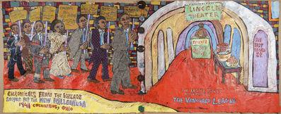 Aminah Brenda Lynn Robinson, 'Vanguard League, The Easter Picket', 2013