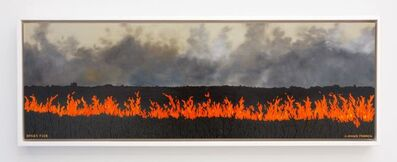 Jessie Homer French, 'Grass Fire', 2019
