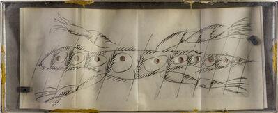 Mario Merz, 'Salamandra', 1988