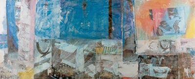 Robert Rauschenberg, 'Fusion (Anagram)', 1996