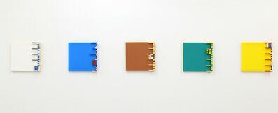 Jaye Moon, 'Floor Series - 1st fl., 2nd fl., 3rd fl., 4th fl., and 5th fl.-', 2000