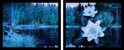 Maya Eizin Öijer, 'Spegel I, Spegel II/Mirror I, Mirror II, ', 2004