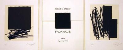 Rafael Canogar, 'Blueprints', 2007