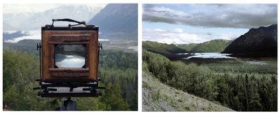 Christina Seely, 'Defluo Glacies and Matanuska Glacier, Alaska', 2011