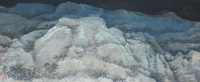 Wang Mansheng 王满晟, 'Frosty Moonlight, Mellow Wind', 2013