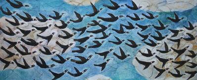 Donald Saaf, 'Birds', 2013