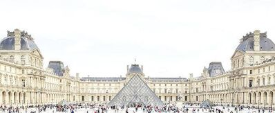 Joshua Jensen-Nagle, 'The Louvre with You', 2018
