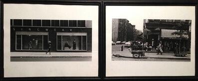 Paul Garrin, 'A tale of 2 cities, New York City', 1980