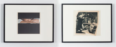 John Stezaker, 'Untitled (Photoroman)', 1977