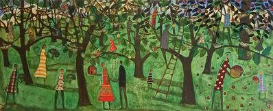 Donald Saaf, 'Apple Orchard', 2015