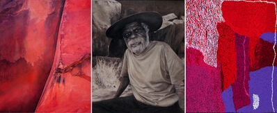 Vincent Fantauzzo, 'Yannima Tommy Watson Triptych', 2016