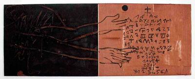 Antoni Tàpies, 'Les Mains', 1995