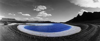 Boyd & Evans, 'Potash Blue', 2004