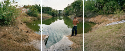 David Hilliard, 'Brackish', 2013