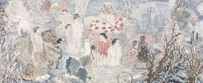 Yun-Fei Ji 季云飞, 'The Three Gorges Dam', 2009