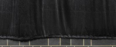 Adel AlQuraishi, 'Curtains of the Kaaba III', 2017