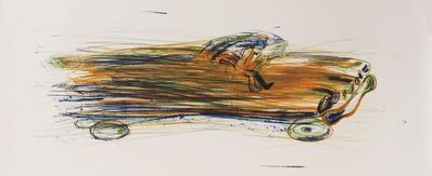 Allen Jones, 'Fast Car', 1962