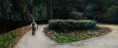 Gil Heitor Cortesão, 'The Trail (after Sebald)', 2019