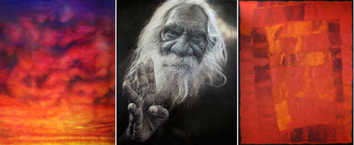 Vincent Fantauzzo, 'Kudditji Kngwarreye Triptych', 2016