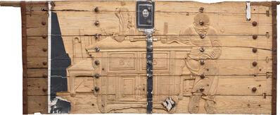 Zhang Huan, 'Memory Door (Miss)', 2008