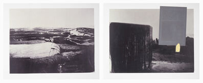 Joseph Beuys, 'Schautafeln für den Unterricht I + II', 1971