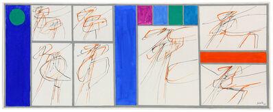 Achille Perilli, 'Senza titolo', 1966