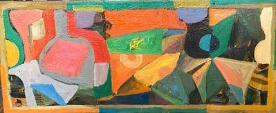 Anton Henning, 'Stilleben mit Früchten No. 87', 2020